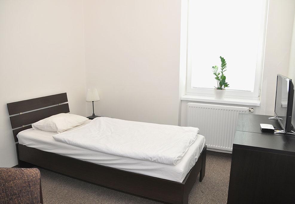 jednolozkova izba